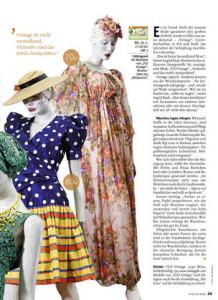Vintage-Mode: Wie man sie trägt und pflegt - So chic wie damals